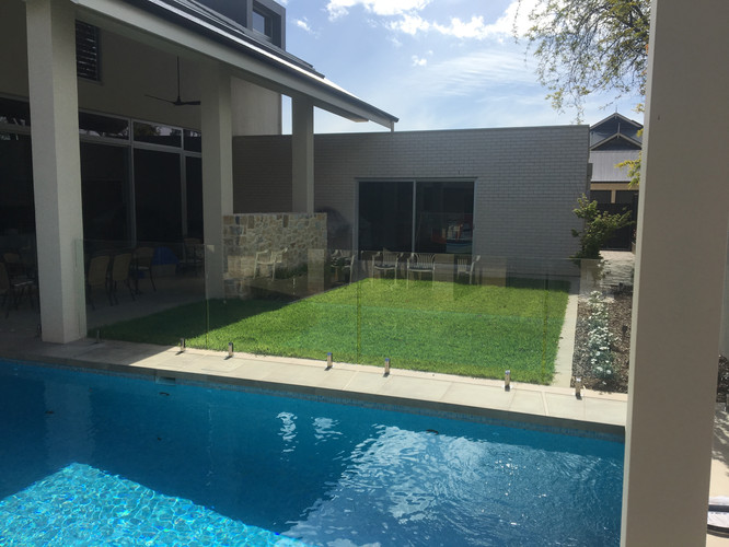 pool landscaping uniq spaces adelaide