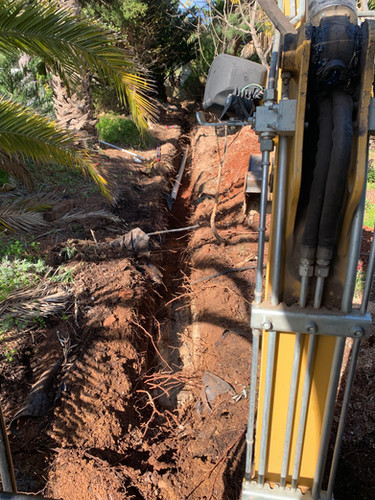 trenching and excavation adelaide