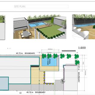 Landscape and Pool Design Uniq Spaces