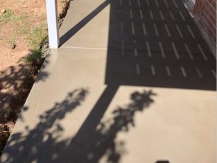 concrete driveway uniq spaces
