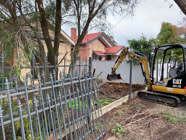 excavation adelaide , earthmoving adelai