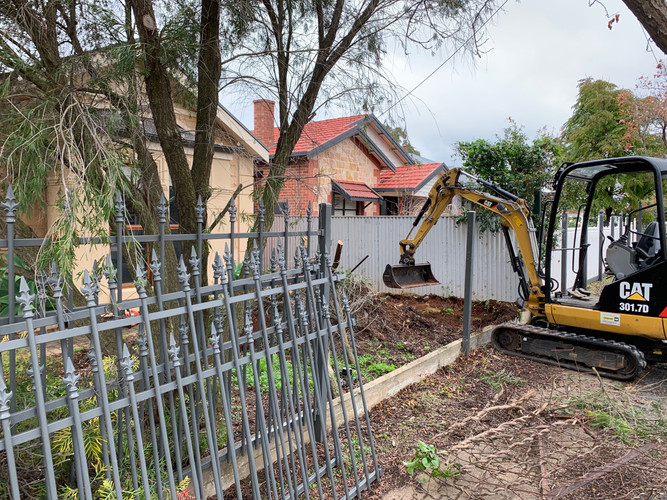 excavation adelaide , earthmoving adelai