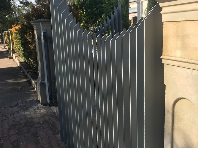 FENCING ADELAIDE UNIQ SPACES
