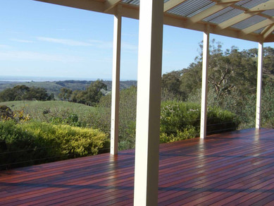 timber decking adelaide uniq spaces