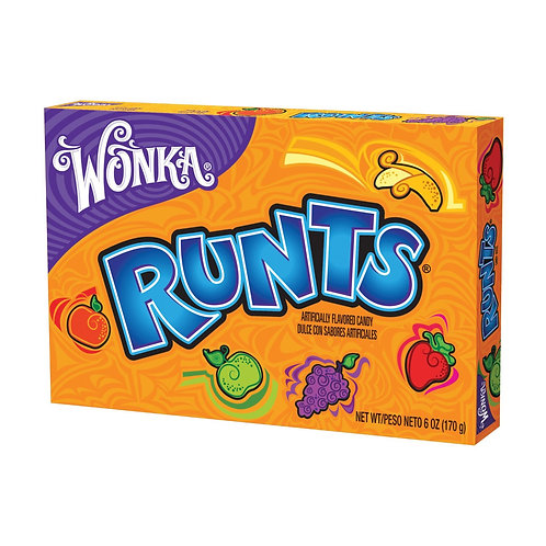 Wonka Runts Theatre Box