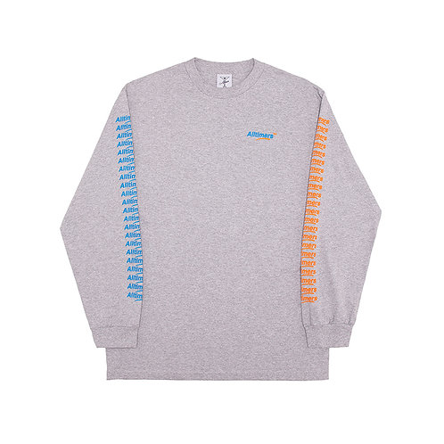 Alltimers: Count It Up L/S Tee