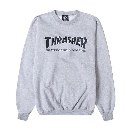 Thrasher: Mag Crewneck