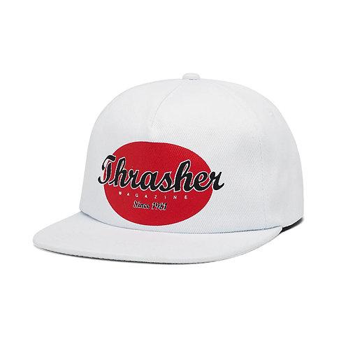 Thrasher: Oval Hat