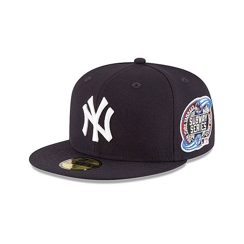 New Era: Yankees® Subway Series Wool Fitted Hat