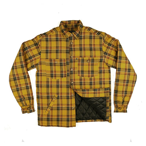 Pass~Port: Late Quilted Flannel
