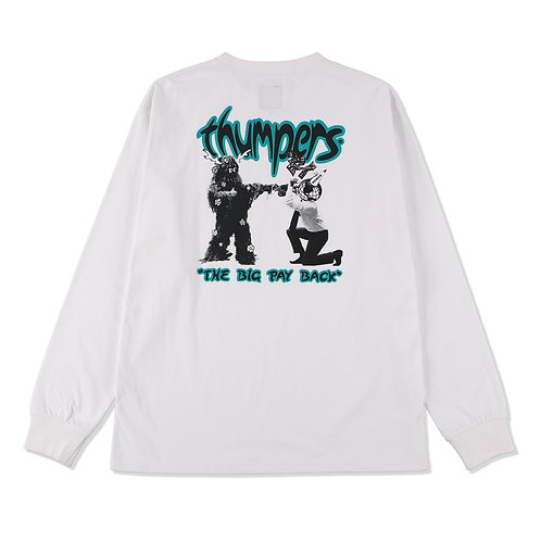 Thumpers: Payback L/S Tee