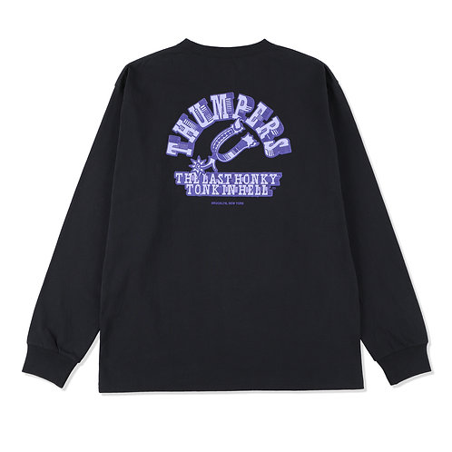Thumpers: Honky Tonk L/S Tee