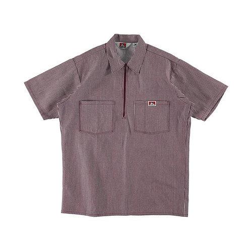 Ben Davis: Half-Zip Shirt