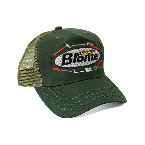 Bronze: Tool Time Trucker Hat