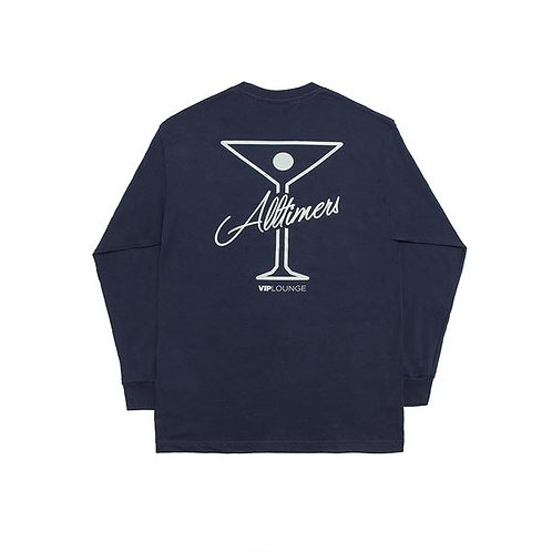 Alltimers: League Player L/S Tee