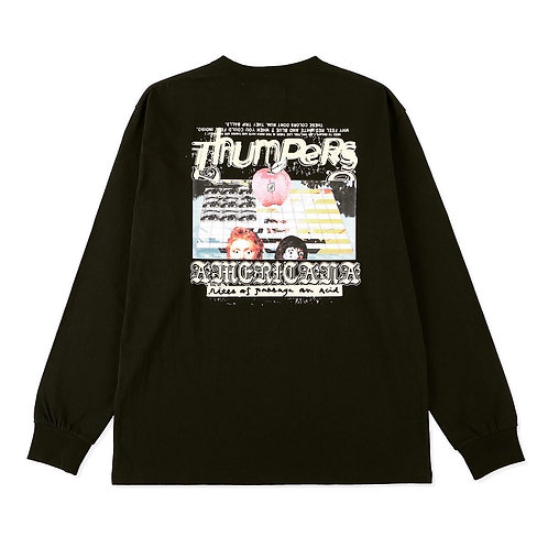 Thumpers: Psychedelic L/S Tee