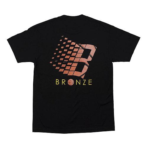 Bronze: Basketball Logo Tee