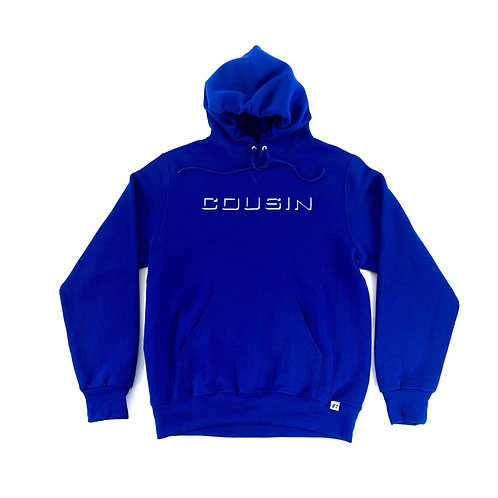 Cousin Records: CR Hoodie