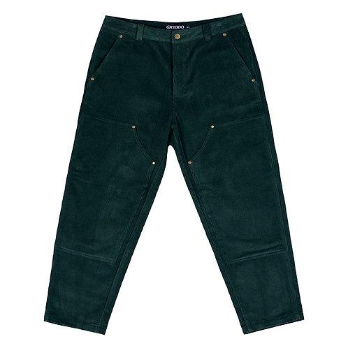GX1000: Double Knee Corduroy Pant