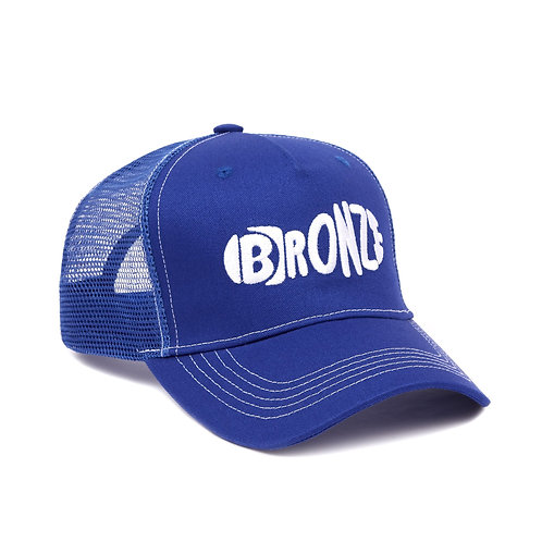 Bronze: Footprint Trucker Hat