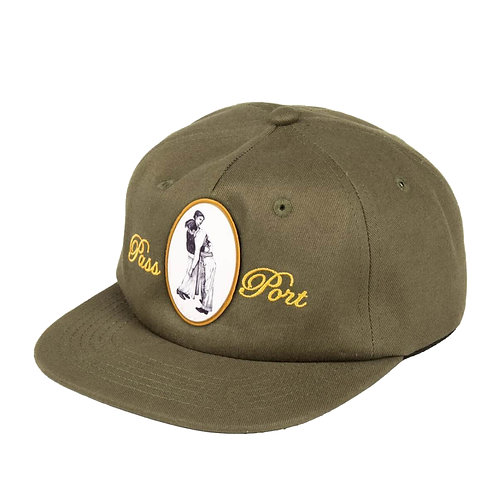 Pass~Port: Lean On Me Hat