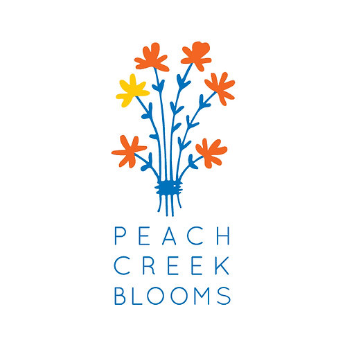Peach Creek Bouquet