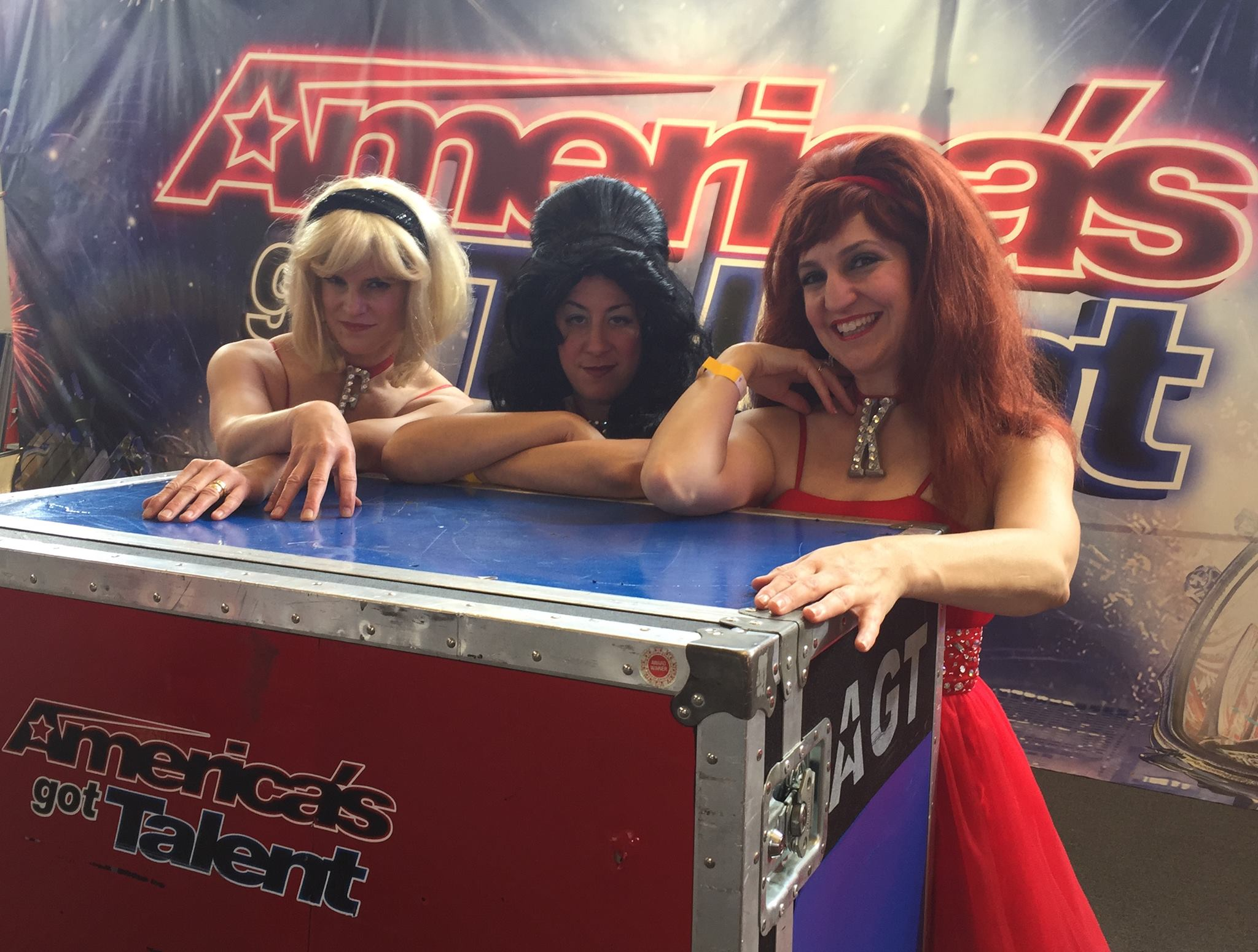Backstage America's Got Talent
