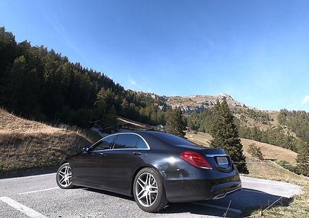 Privilège Limousine Mercedes S-Class L