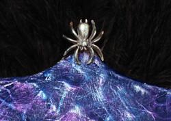 Spidersilk detail