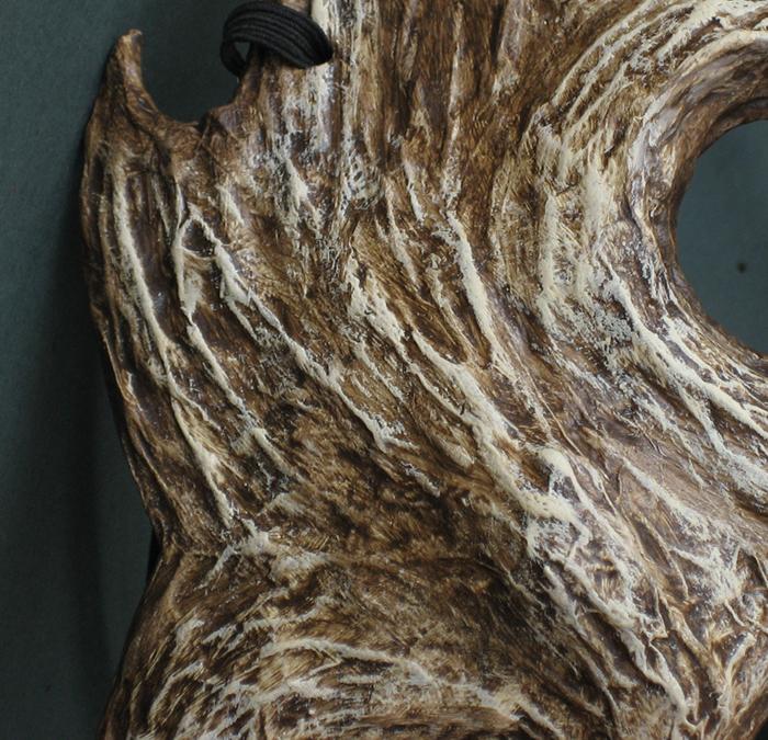 Bone Shaman detail