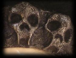 Skull Headress detail