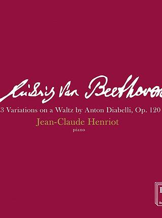 Ludwig Van Beethoven : 33 Variations sur une Valse de Diabelli opus 126