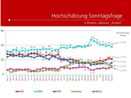 Profil-Umfrage: Wählertrend November 2020