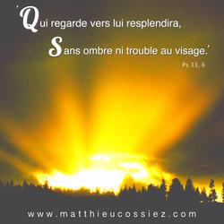 Psaume 33, bible