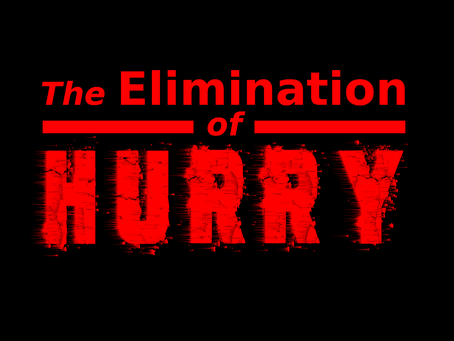 The Elimination of Hurry