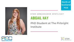 Spotlight: Abigail Hay, PhD Student at The Pirbright Institute