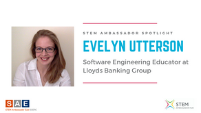 Spotlight: Evelyn Utterson, Software Engineering Educator at Lloyds Banking Group