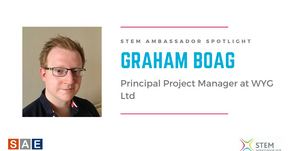 Spotlight: Graham Boag, Principal Project Manager at WYG Ltd
