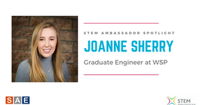 Spotlight: Joanne Sherry, Graduate Engineer at WSP