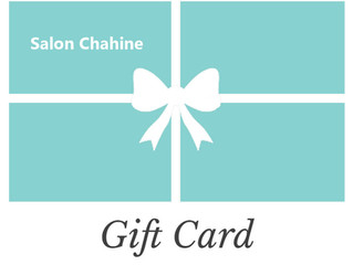 Gift Cards With Purchases And Services