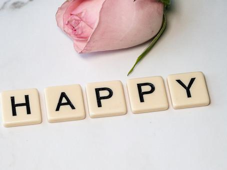 Glücklich sein