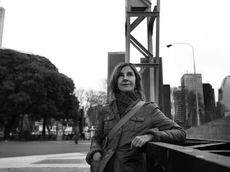 María Negroni, mujer de letras