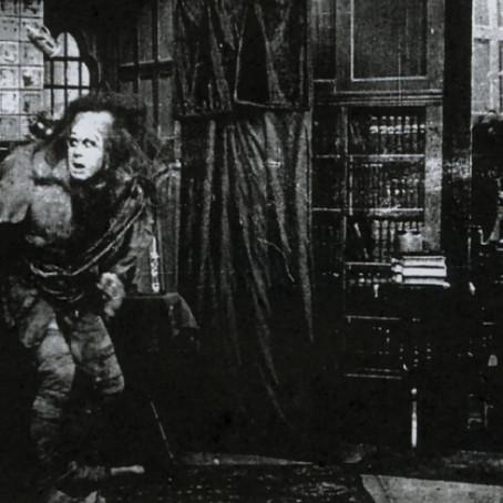 La muerte cobra vida: La primera imagen cinematográfica del monstruo de Frankenstein