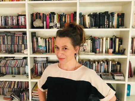 Amalia Sanz: la nueva normalidad literaria