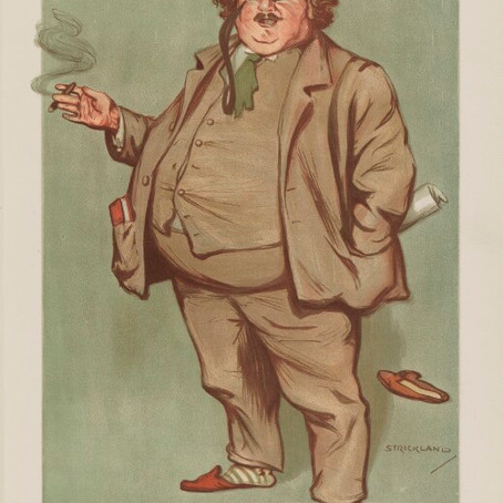 Los locos de Chesterton