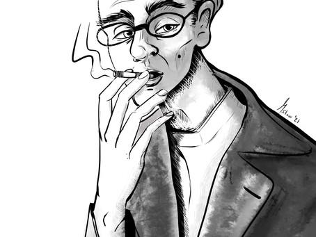 "Roberto Bolaño, ese ""pobre"" poeta chileno"