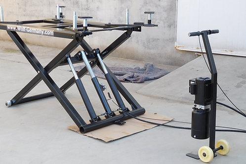 Mobile Kurzhub Scheren Hebebühne 2700kg