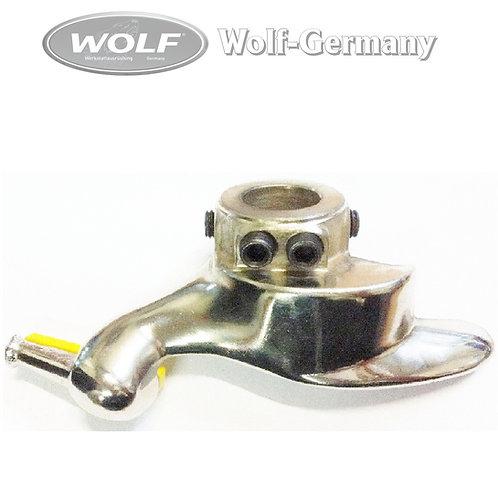 Mounting head steel & plastic inserts universal