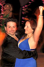Philip Spinka & Angela McCabe - Christmas Whip Dip 2011