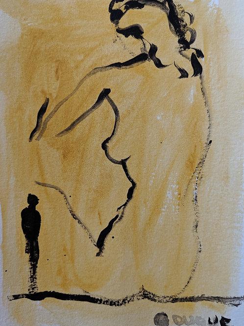 Nude sketch (6)